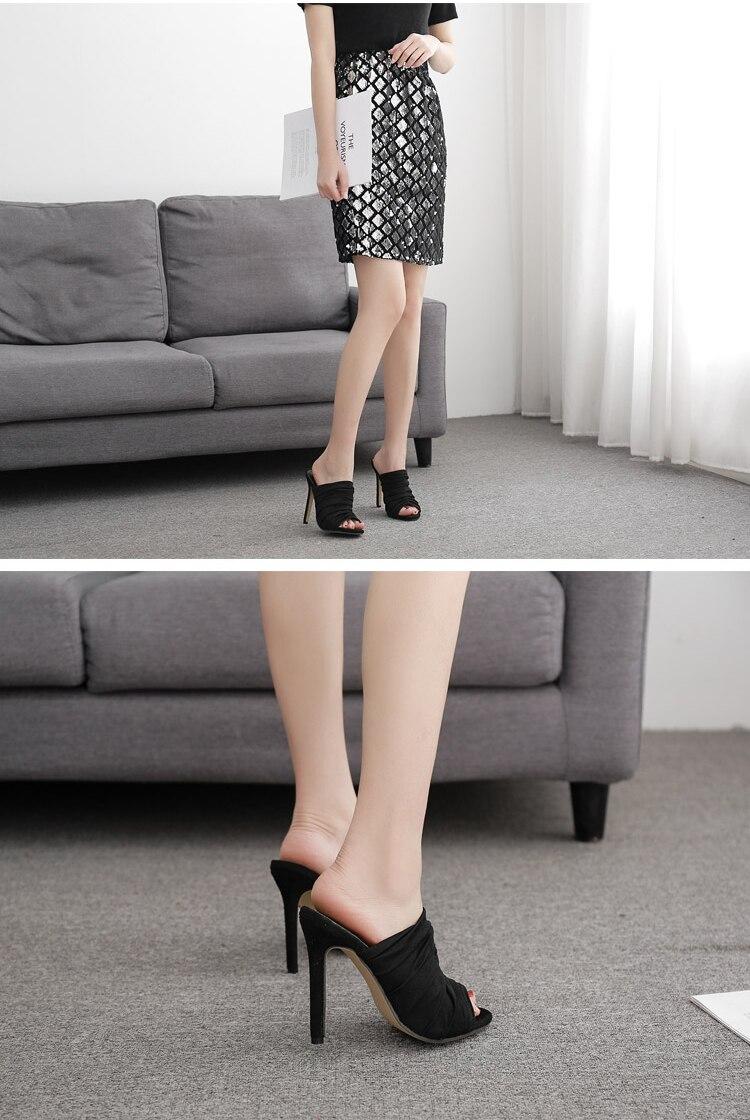 Sandália High Heel