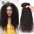 Brazilian Kinky Curly Virgin Hair 3pcs Brazilian Virgin Hair Afro Kinky Curly Human Hair Extensions Brazilian Hair Weave Bundles