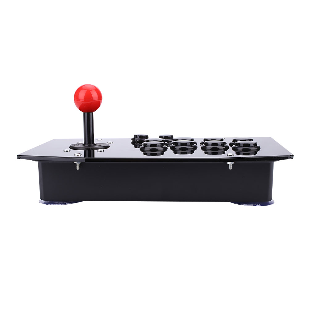 USB Arcade Fighting Stick Joystick Gaming Controller Gamepad Video Game For PC цена