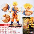 Free Shipping japanese anime figures dragon ball z figurines Son Gokou scale models PVC Action figure collectibles Toy Gift