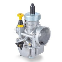 OKO PE 24mm Round Slide Carburetor Kit Universal 2/4 Stroke Cycle 80cc 100cc 125cc 250cc 350cc KX80 KX100 KX125 BSA
