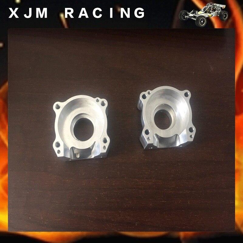 CNC Case Set for 30.5cc engines parts for 1/5 BAJA 5B 5T 5SC FG Losi 5ive T rc car parts