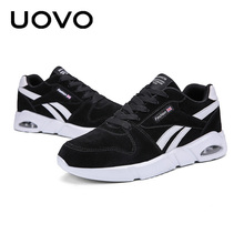 UOVO Men's Sport Shoes Spring Autumn Men's Sneakers Running Shoes