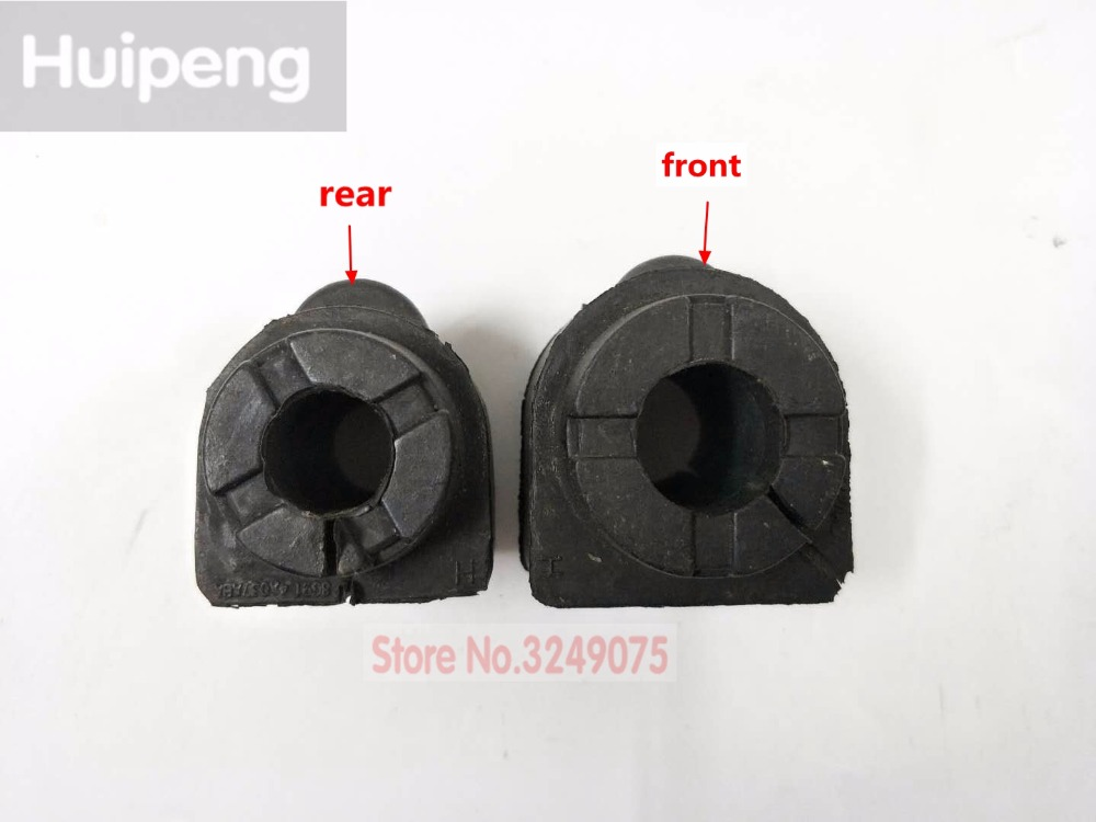 A Pair Of Vehicle Stabilizer Shaft Stabilizer Bushing For Ford Mondeo 08-12 2.3L