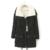 2015 Hiver Femmes manteau Épaissir Chaud Tournent Vers Le Bas Femmes Veste Manteau De Mode nouvelles Vestes doudoune femme JT350