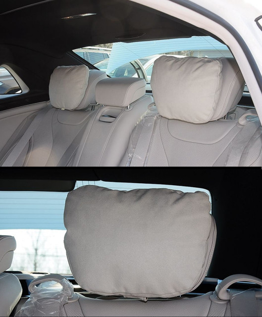 Soft Universal Adjustable Car Pillow