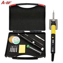 A BF GS110D 110W Soldering Iron kit 110V 220V with Digital LCD