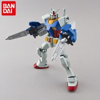 Bandai SD Gundam EX STANDARDOO GN 0000 00 Gundam Original Japan Anime Action Toy Figures Assemble Model HGD 204936