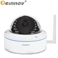 EINNOV 1 0MP 720P IP Camera Wifi Home Security Audio Surveillance Camera IR Night Vision Onvif
