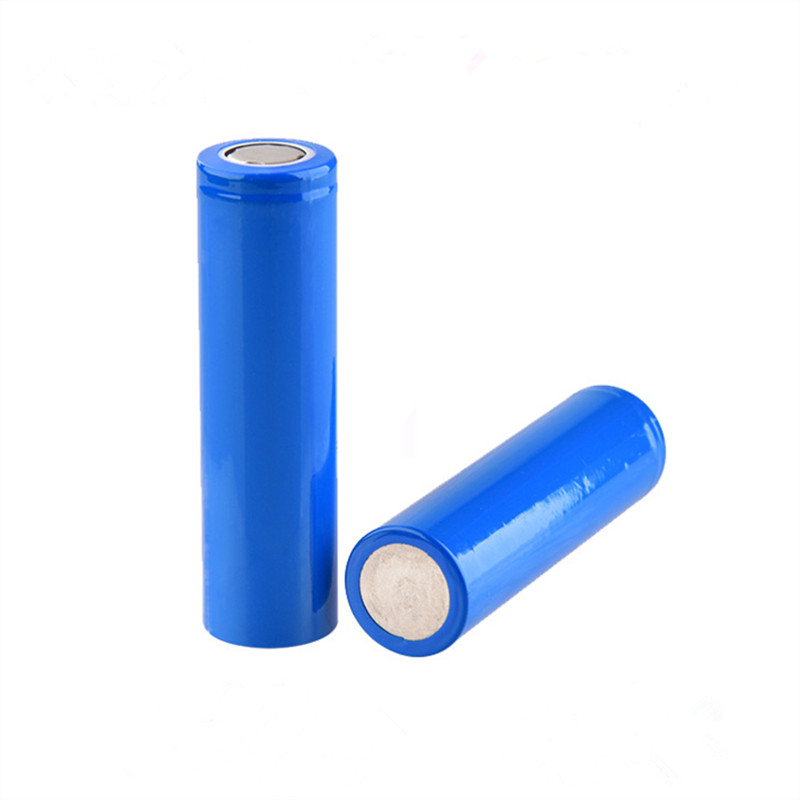 Free Shipping 1pcs lot 18650 Rechargeable battery batteries 1100mAh 3 7V Li ion Actual capacity 1100mah Free Shipping in Replacement Batteries from Consumer Electronics