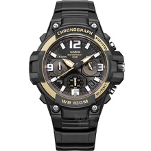 Casio watch waterproof outdoor sports electronic male watch MCW-100H-9A2 MCW-100H-1A3