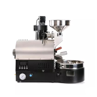 Coffee Roasting Machine HB M6 G 600g GasHigh Integration Circuit Structure Optimization Small Scale Coffee Bean