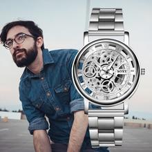 SOXY Relojes Hombre 2019 Men Watches Skeleton Top Brand Luxu