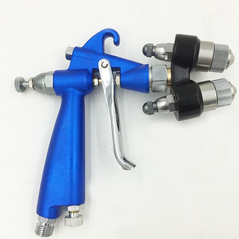 SAT1201 hvlp festékszóró pisztolyok nano króm pneumatikus - Elektromos kéziszerszámok - Fénykép 6