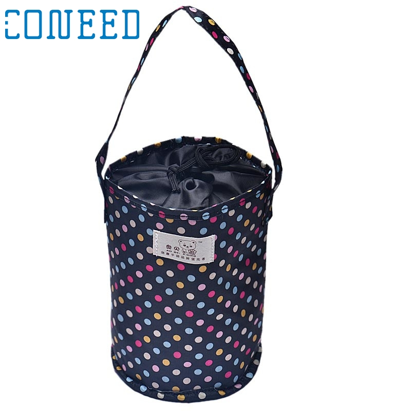 Thermal Insulated Tote Lunch Box Cooler Bag Bento Pouch Lunch Container 2017 New Hot Sell 7Spr21