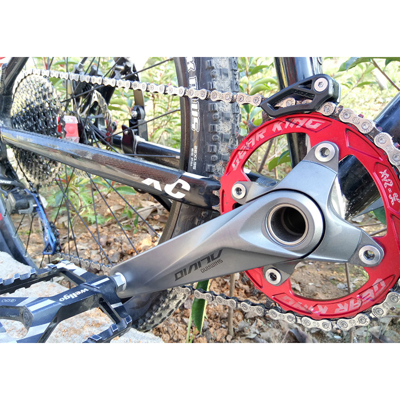 Bike Chain guide MTB 1X System ISCG 03 ISCG 05 BB mount ISCG05 Red