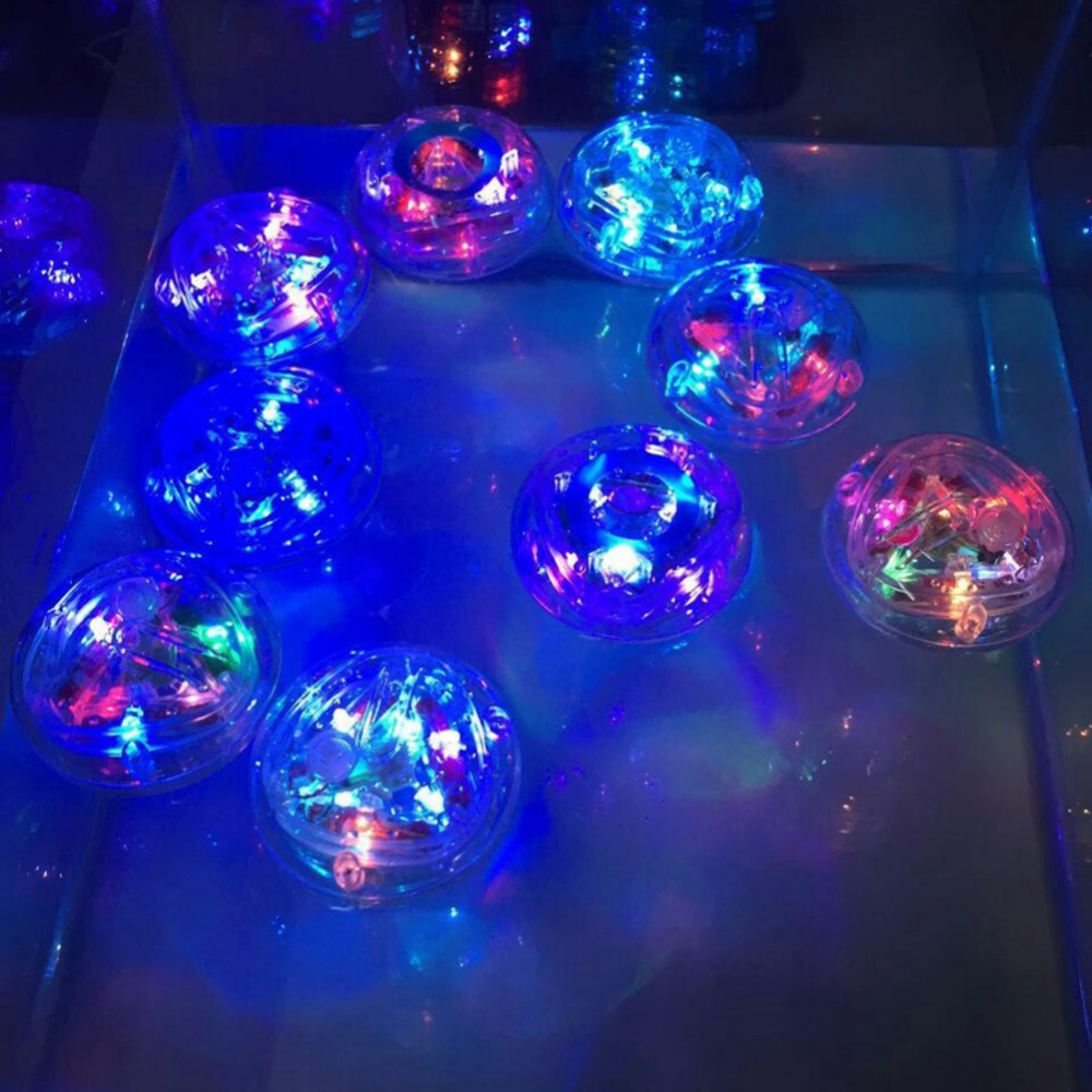 Colorful Bathroom LED Light Toys Party In The Tub Toy Bath Water LED ...