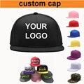 Fábrica al por mayor! 50%-60% de descuento envío gratuito! cusotm casquillo de encargo logo hip-hop, adultos y niños casquillos de encargo snapback hacer su diseño