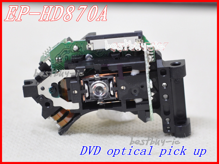 Free 5pieces/ lot laser lens DVD laser head EP-HD870A EPHD870A For DVD laser lens <font><b>SF</b></font>-<font><b>HD870</b></font> <font><b>HD870</b></font> image