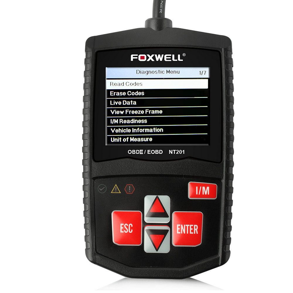 Foxwell NT201 OBD Automotive Scanner-06