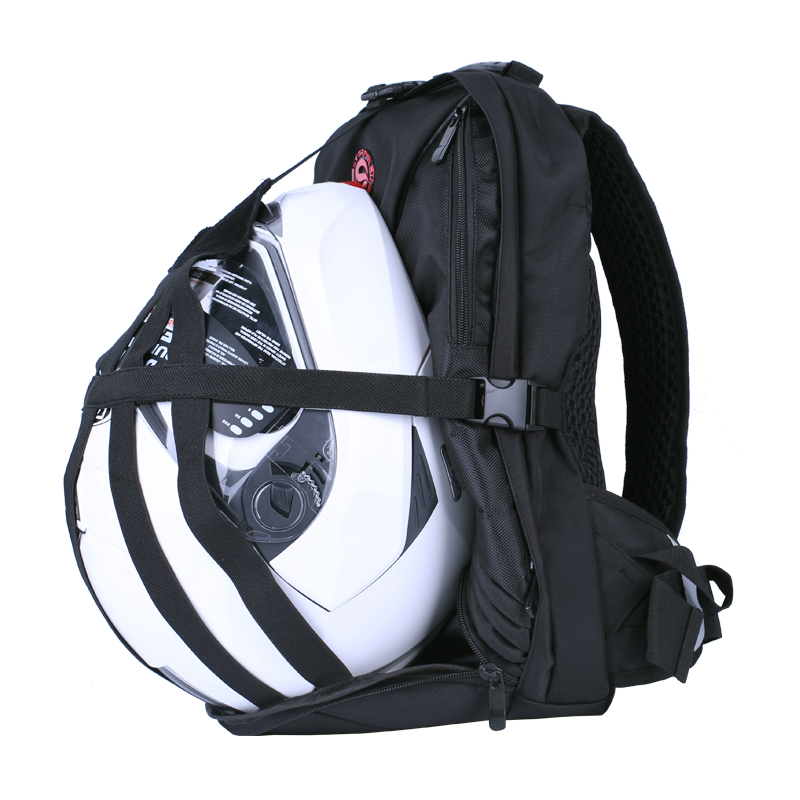 NEW Motorcycle Bag Motocross Riding Racing Storage Bag Motorbike Bag Reflective Safety Backpack Riding Helmet Shoulder