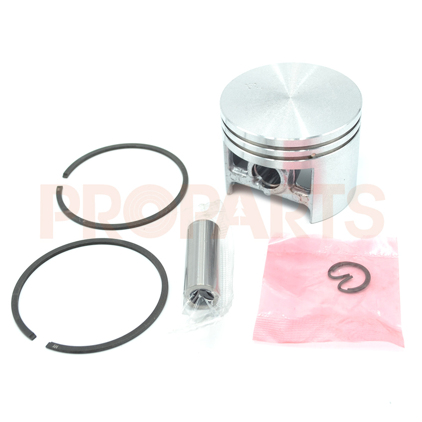 52mm Piston Ring Set Fit For Stihl MS380 MS381 038 Chainsaw Parts