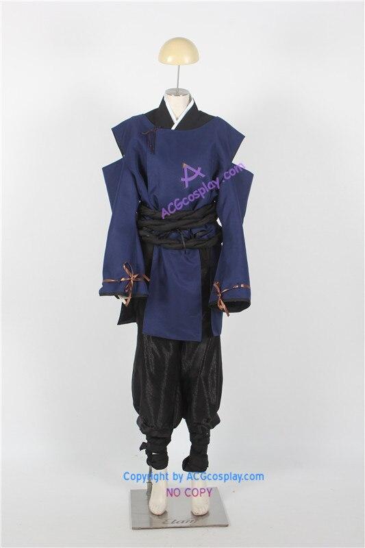 Vocaloid Kagamine Len Suou Youko костюм для косплея ACGcosplay включает большой меховой хвост