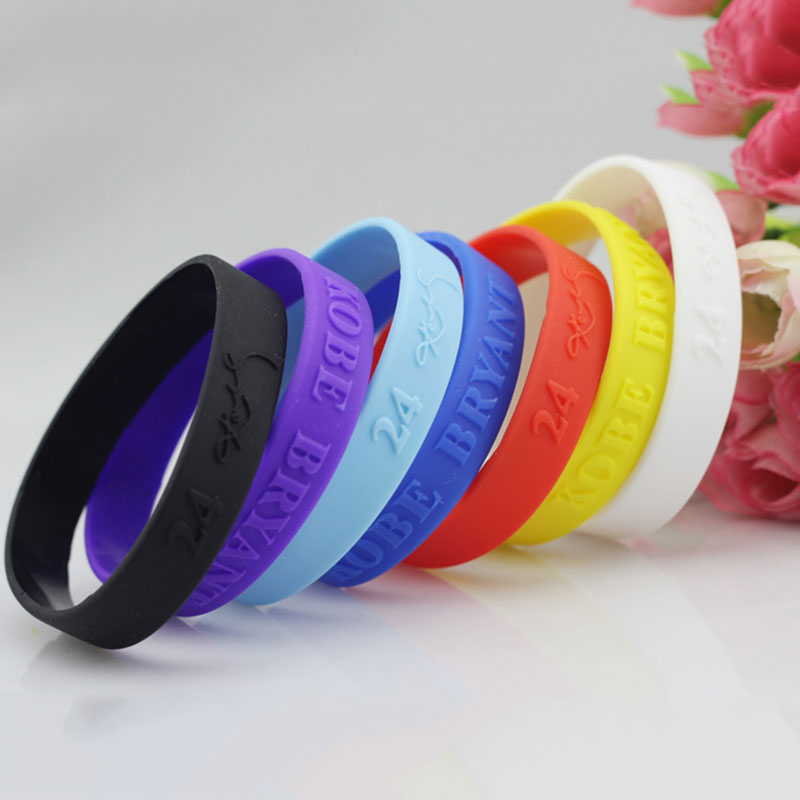 New Sport Wristband Yoga Gym Training Wrist Support Brace Straps for Basketball Tennis Running Silicone Wristband Adult