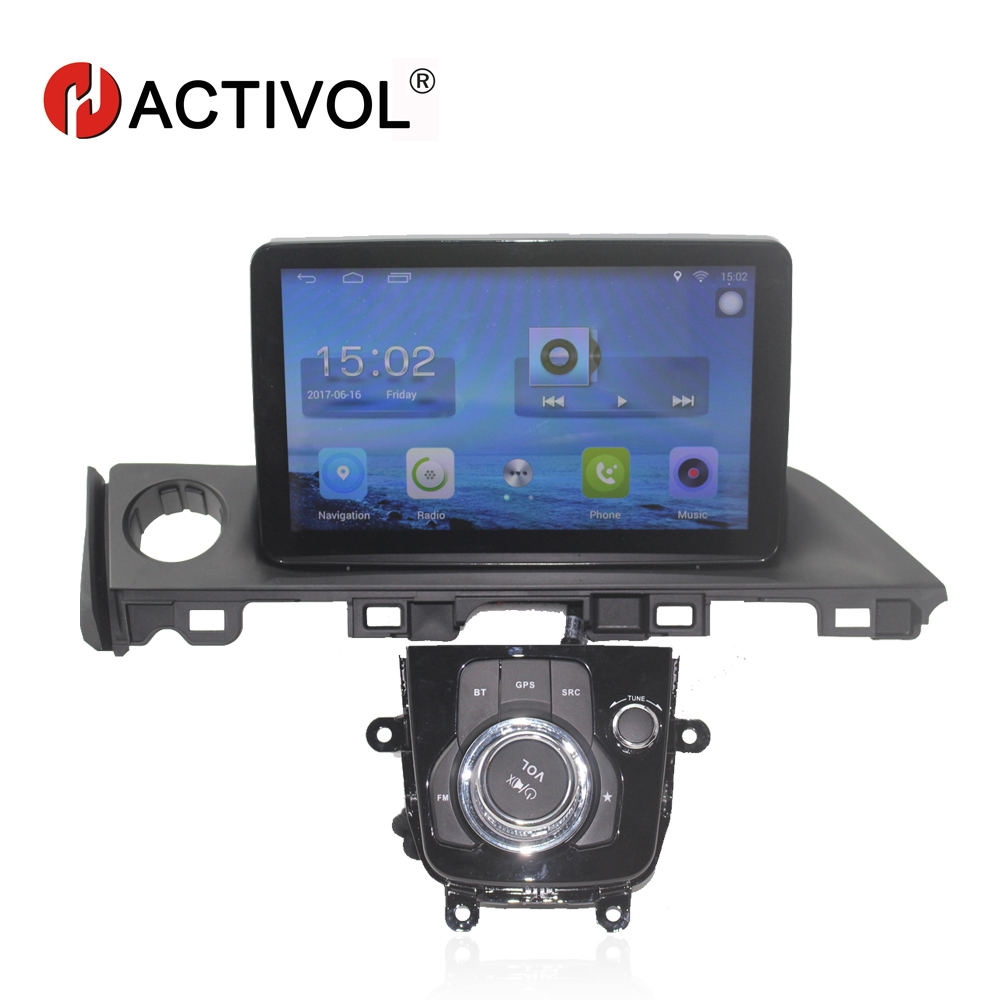 hactivol 9 quad core car radio stereo for ford s max s max 2007 2008 android 7 0 car dvd player gps navi with 1g ram 16g rom HACTIVOL 9 Quad core car radio gps navigation for 2017 Mazda ATENZA android 7.0 car DVD video player with 1G RAM 16 G ROM