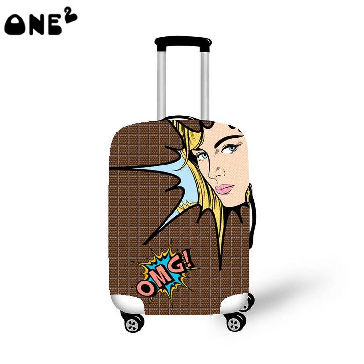 ONE2 Design popular pink dream lollipop 22,24,26 inch luggage ...