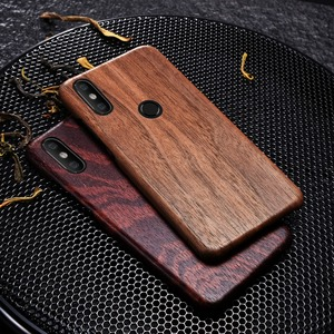 Image 5 - Xiaomi mi 8 /8 se/ミックス 2s/ミックス 3 /mi 10 /9 t/K20 プロノート 10 クルミ enony 木材竹ローズウッドマホガニー木製バックケースカバー