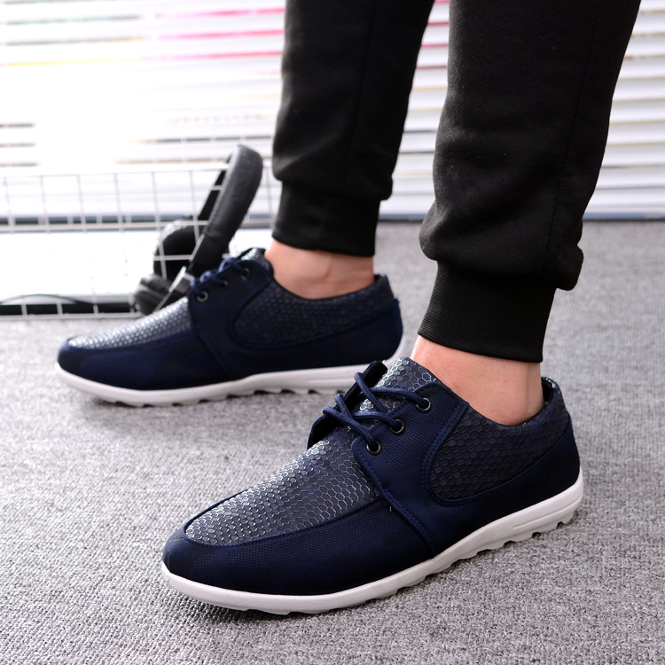 2017 hot British style low-heeled canvas shoes men sport shoes flat Breathable run shoes Sneakers zapatillas deportivas hombre