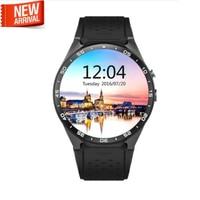 Hot Koop KW88 Smart Horloge Android 5.1 Bluetooth Smartwatch 1.39 inch Ondersteuning 3G wifi Hartslag voor Mobiele Telefoon