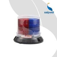 IP54 3 w 60 ~ 90 vezes/min Tipo de Parafuso Fixo LED Flash luz de Advertência/Luz Ultra alta indicadores de Luz de alto brilho (LTE 5152)|Base da luminária|Luzes e Iluminação -