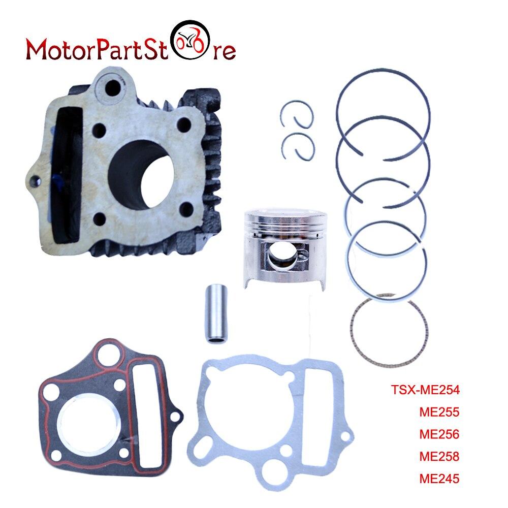 Cylinder Piston Kit for Honda Z50 Z50R XR50 CRF50 50CC Dirt Bike Pit Bike * k650 cylinder kit 50mm for partner