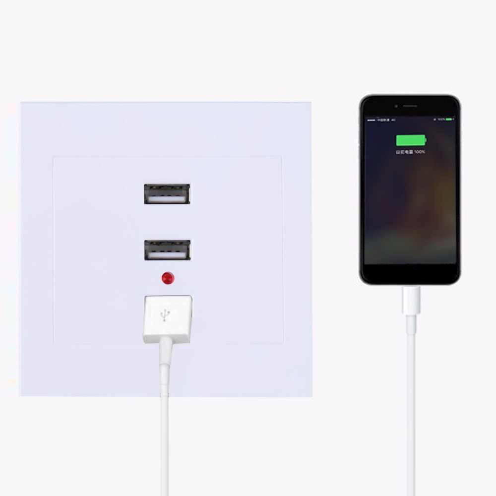 منزل جديد مفيد 3 منفذ USB الذكية مقبس شاحن الطاقة 220 فولت إلى 5 فولت للكمبيوتر هاتف محمول بالجملة
