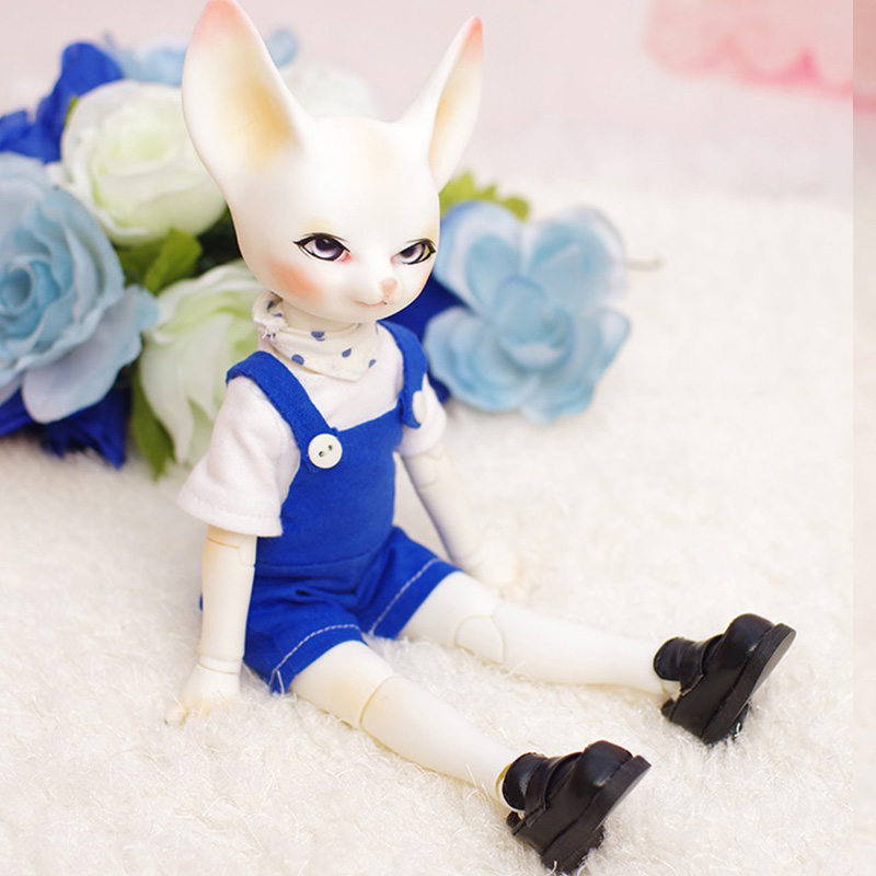 Новое поступление FallinDoll силы БЖД SD 1/6 модель тела детей кукла Высокое качество Мини Pet магазин модной Luodoll