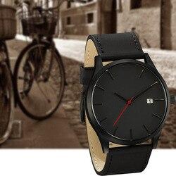 Relogio Masculino Men's Watch Top Brand Luxury Simple Watch Men's Watch Calendar Clock 48mm Watch Reloj Hombre Shark Reloj
