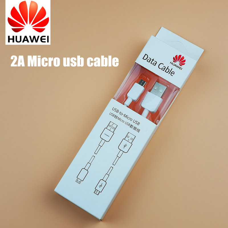 Original Huawei Honor 8X Cable Fast Charger Cable For p10 P9 Lite mate 10  lite P8 Honor 7x mate 8 y6 y7 2018 2A micro usb Cable