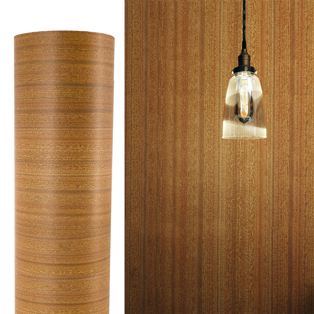 Rustic Wood Wallpaper Sticker Contact Paper Vinyl Shelf Liner Self Adhesive  Decor In Wallpapers From Home Improvement On Aliexpress.com | Alibaba Group