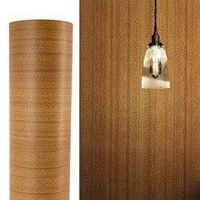 Rustic Wood Wallpaper Sticker  Vinyl Shelf Liner Self Adhesive Decor