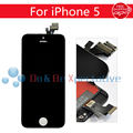 Grade AAA White/Black For iPhone 5 LCD Display Touch Screen Digitizer Assembly No Dead Pixel