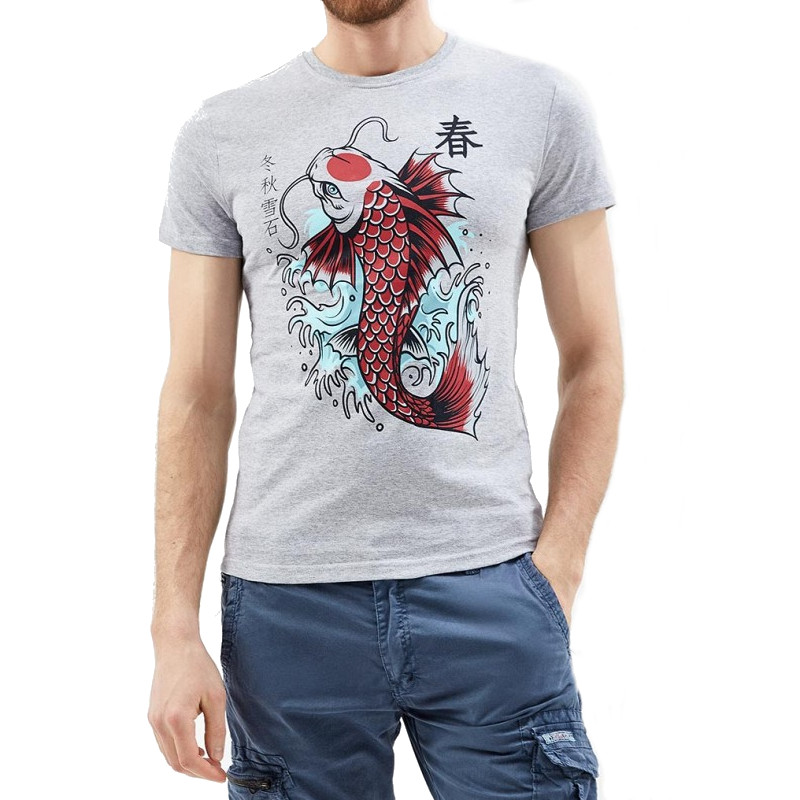 T-Shirts MODIS M181M00212 t shirt shirt cotton for male TmallFS