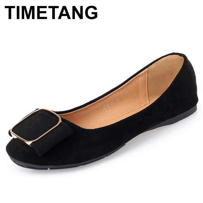 TIMETANGLady soft sole Flats rain Shoes