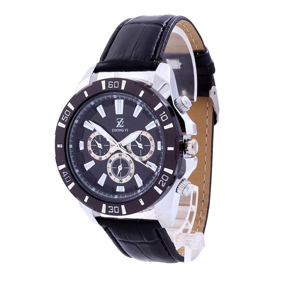 online get cheap trendy mens watches aliexpress com alibaba group millky stars trendy men watch stainless steel analog leather quartz wrist watches quartz watch relogio masculino