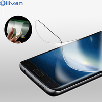 Hydrogel Film For Xiaomi Redmi 5 Plus 4 X Note 4X 5 Mi6  Mix 2 Screen Protector For Samsung Galaxy S8 S7 Note 8 For Huawei P10