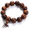 Charm Bangle Jewelry Fashion Accessories  Buddha Bead Bracelet Tiger Sandalwood Bracelets Buddhist Meditation Prayer Bead