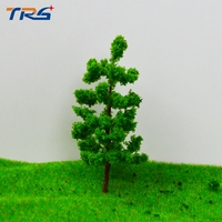 Ho Scale Train Layout Set Architectural Model Scale Wire Trees 80 30 For Scale Model Trees