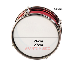 11 inch Built in Spring Afanti Music Snare Drum SNA 1014