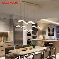 DIY Nordic Creative Seagull Pendant Lights Acrylic LED Pendant Lamp Bar Dinning Room Suspension Luminaire Kitchen